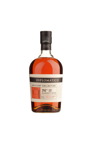 Diplomatico Diplomatico Distillery Collection 2 Barbet Column Stilled Rum