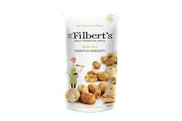 Mr Filbert's Mr Filbert's Italian Herb Peanuts Hazelnuts 110g