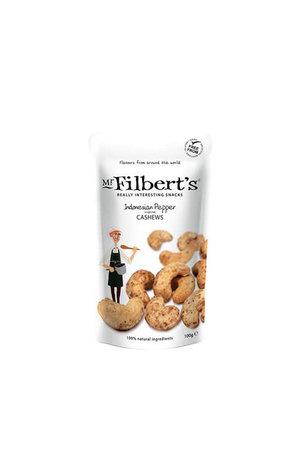Mr Filbert's Mr Filbert's Indonesian Pepper Inspired Cashews 100g