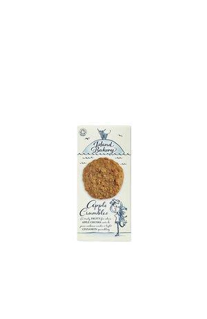 Island Bakery Island Bakery Apple Crumble Biscuits 125g