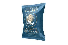 Taste of Game Taste of Game Smoked Pheasant Wild Mushroom 150g