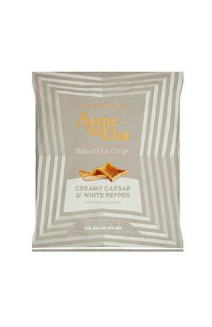 Aarne & Elsa Aarne & Elsa Creamy Caesar & White Pepper Baked Oat Chips 150g