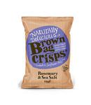 Brown Bag Crisps Brown Bag Crisps Rosemary & Sea Salt Crisps 150g