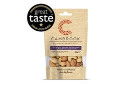 Cambrook Cambrook Hickory Smoke Seasoned Almonds 80g