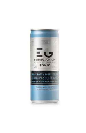 Edinburgh Gin Edinburgh Gin Gin & Tonic