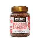 Beanies Coffee Beanies Coffee White Chocolate Raspberry Flavour Instant Coffee 50g