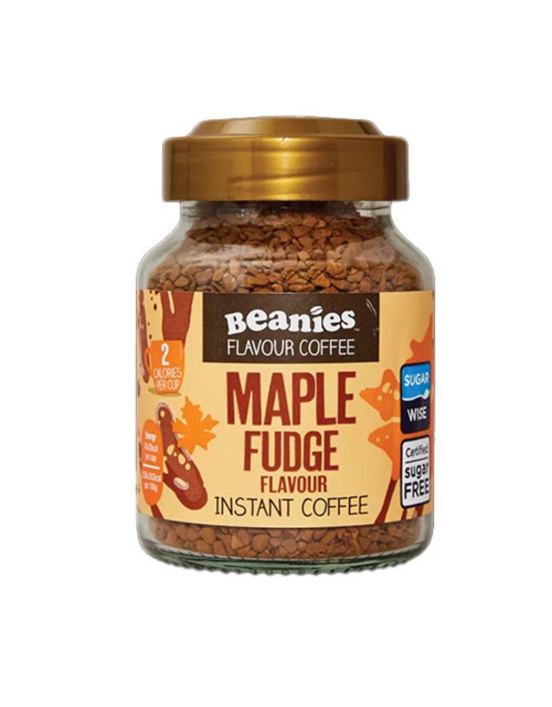 Beanies Coffee Beanies Coffee Maple Fudge Flavour Instant Coffee 50g