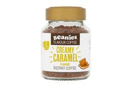 Beanies Coffee Beanies Coffee Creamy Caramel Flavour Instant Coffee 50g
