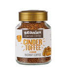 Beanies Coffee Beanies Coffee Cinder Toffee Flavour Instant Coffee 50g