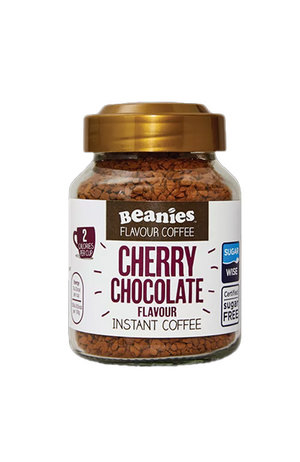 Beanies Coffee Beanies Coffee Cherry Chocolate Flavour Instant Coffee 50g