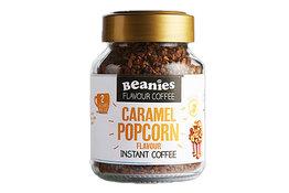 Beanies Coffee Beanies Coffee Caramel Popcorn Flavour Instant Coffee 50g