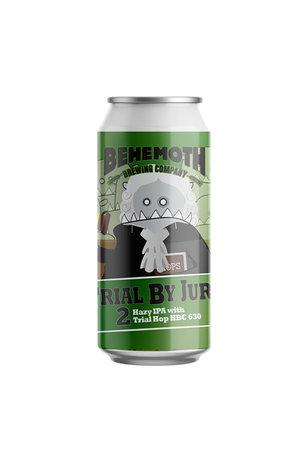 Behemoth Brewing Behemoth Trial by Jury #2 Hazy IPA