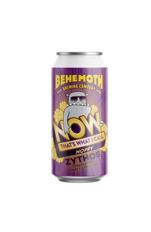 Behemoth Brewing Behemoth Now That's What I Call Hoppy Zythos West Coast IPA