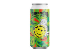 Behemoth Brewing Behemoth Be Hoppy #3 Hazy Pale Ale