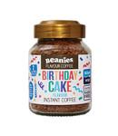 Beanies Coffee Beanies Coffee Birthday Cake Flavour Instant Coffee 50g