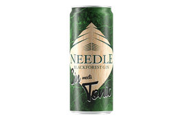 Needle Needle Blackforest Dry Gin & Tonic