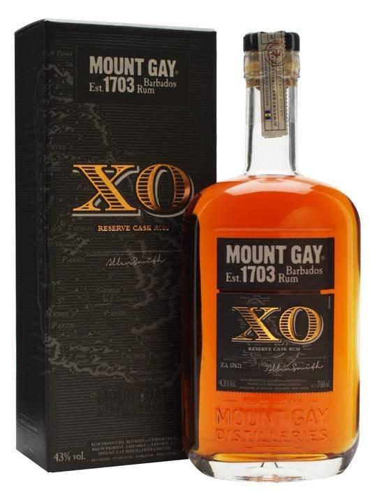 Mount Gay Mount Gay Extra Old Barbados Rum