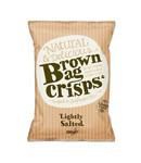 Brown Bag Crisps Brown Bag Crisps Lightly Salted Crisps 150g