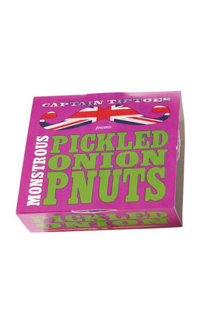 Captain Tiptoes Captain Tiptoes Roasted Pickled Onion Peanuts 51g