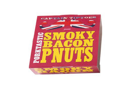 Captain Tiptoes Captain Tiptoes Roasted Smoky Bacon Peanuts 51g