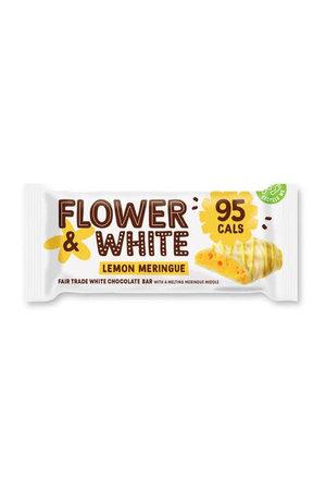 Flower & White Flower & White Lemon Meringue Bar 20g