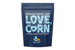 Love Corn Love Corn Sea Salt 115g