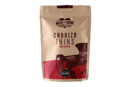 Made For Drink Made For Drinks Authentic Spanish Chorizo Thins 23g