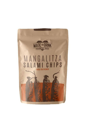 Made For Drink Made For Drinks Mangalitza Salami Chips 23g
