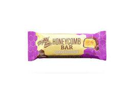 Mighty Fine Dark Chocolate Honeycomb Bar 30g