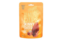 Mighty Fine Mighty Fine Salted Caramel Chocolate Coated Almonds 75g