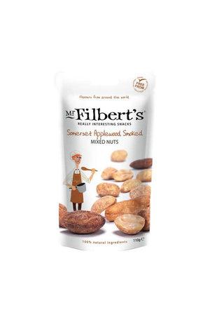 Mr Filbert's Mr Filbert's Somerset Applewood Smoked Mixed Nuts 110g