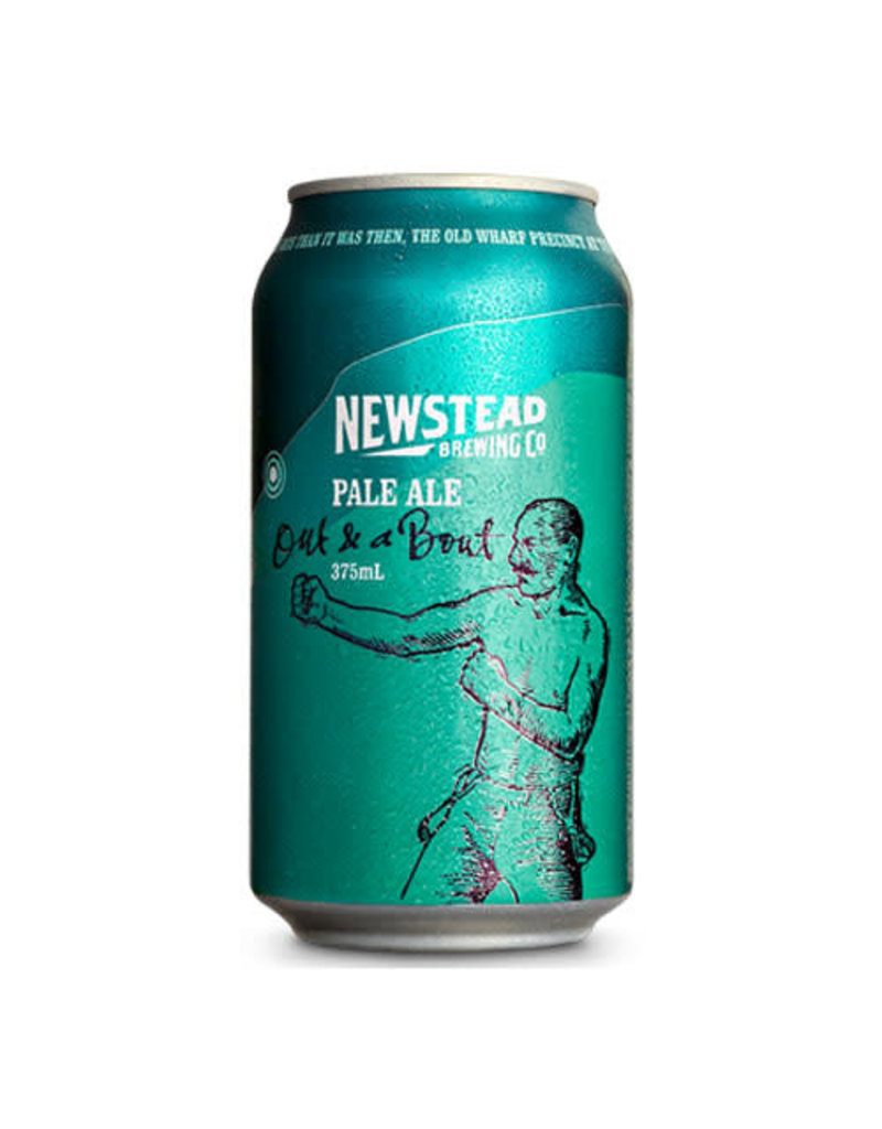 Newstead Brewing Co. Out & a bout Pale Ale