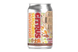 Good Beer Project Good Beer Project Citrus Sunshine Warrior Orange Hazy IPA 新奇士兵