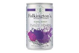Folkington's Earl Grey Tonic Water