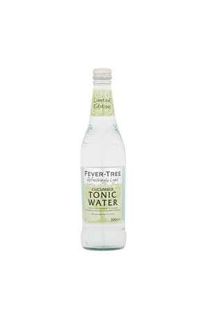 Fever Tree Fever Tree Refreshingly Light Cucumber Tonic Water