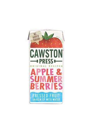 Cawston Press apple and Summer Berries