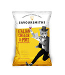 Savoursmiths Savoursmiths Italian Cheese Port Crisps