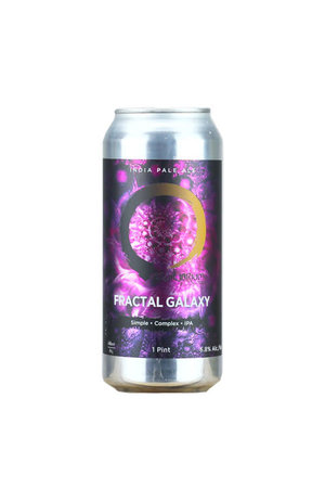 Equilibrium Brewery Equilibrium Brewery Fractal Galaxy IPA