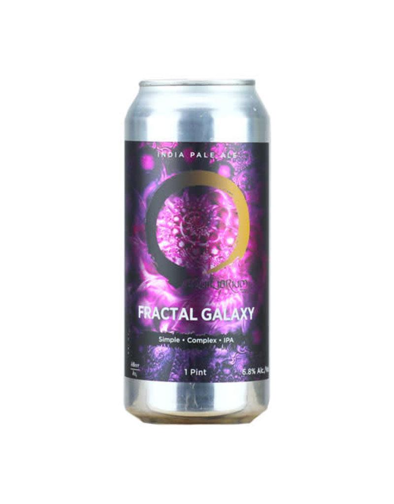 Equilibrium Brewery Fractal Galaxy IPA