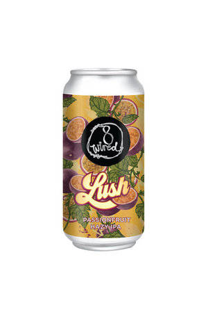 8Wired Brewing 8Wired Lush Passionfruit Hazy IPA