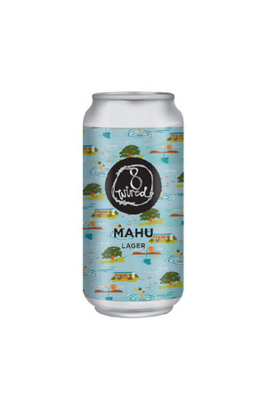 8Wired Brewing 8Wired Mahu Lager