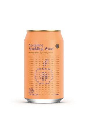 StrangeLove StrangeLove Nectarine Sparkling Water