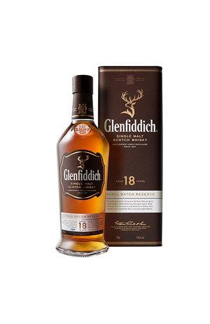 Glenfiddich 18 Years Old Single Malt Scotch Whisky,  Speyside
