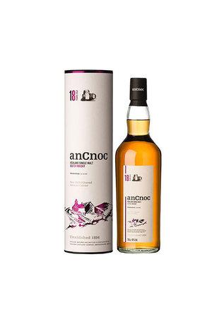 AnCnoc AnCnoc 18 Years Old Single Malt Scotch Whisky, Highland