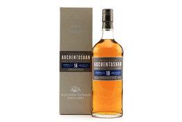 Auchentoshan Auchentoshan 18 Years Old Single Malt Scotch Whisky, Lowland