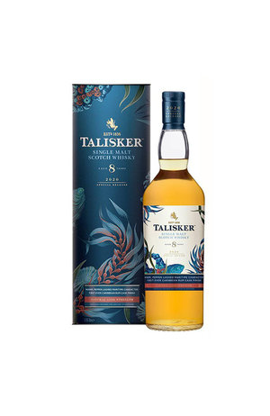 Talisker Talisker 8 Years Old Cask Strength Special Release 2020 Single Malt Scotch Whisky, Island