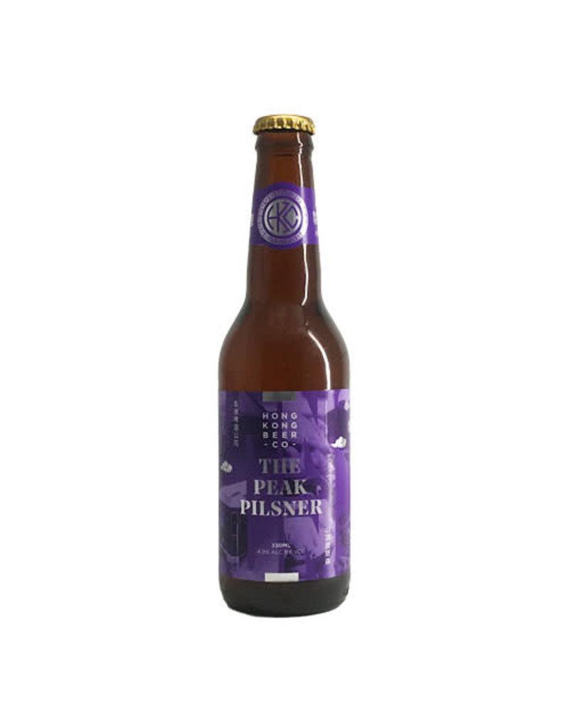 Hong Kong Beer Hong Kong Beer Co The Peak Pilsner