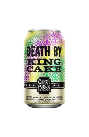 Oskar Blues Oskar Blues Death By King Cake White Porter