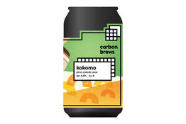 Carbon Brews Carbon Brew Kokomo Pina Colada Sour Ale