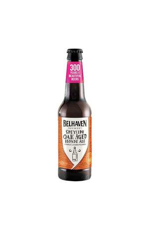 Belhaven Belhaven Speyside Oak Aged Blonde Ale